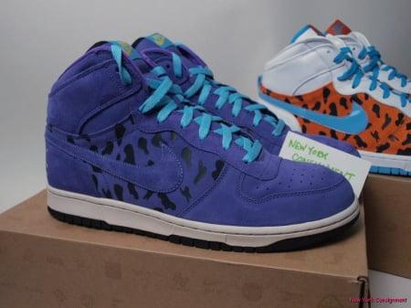 ba958886838 Nike Big Nike High - Flintstones Pack