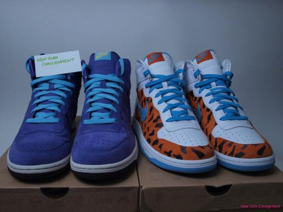 Nike Big Nike High - Flintstones Pack