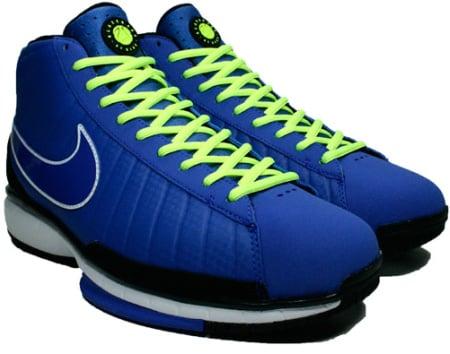 Nike Blazer 2K9 - Varsity Royal / Mean Green - Black