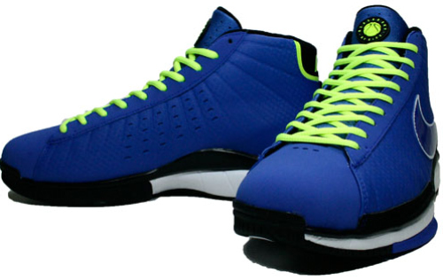 Nike Blazer 2K9 - Varsity Royal / Mean Green - Black