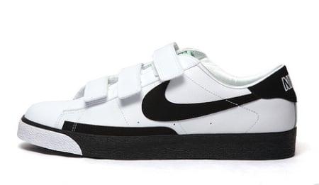 Nike Blazer AC - White / Black