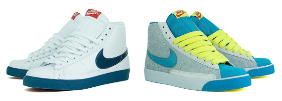 Nike Blazer High - June 2009 Releases