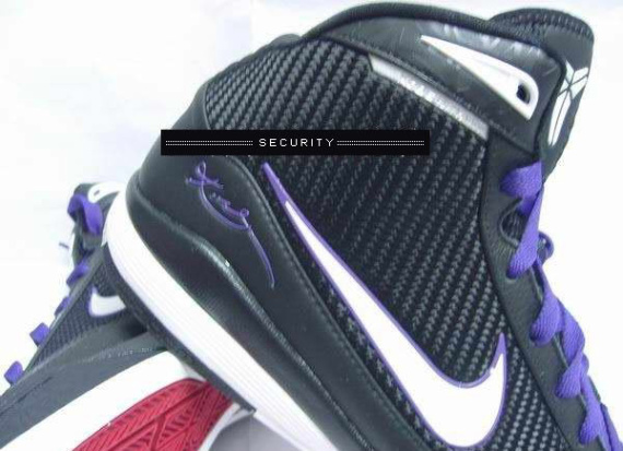 Nike Dream Season Kobe Bryant - Black / White - Purple