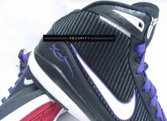 Nike Dream Season Kobe Bryant - Black / White - Purple