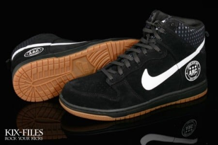 Nike x Alife Rivington Club Dunk Hi Supreme TZ