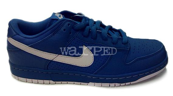 Nike Dunk SB Low - Varsity Blue / Pink - Ice