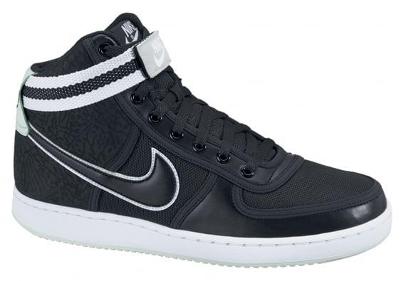 Nike Vandal High LE - Black / White - Elephant