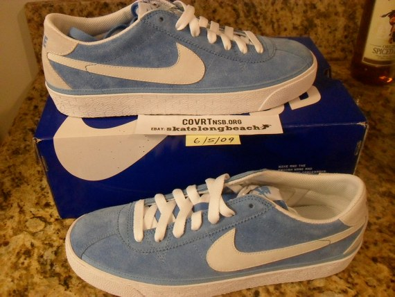 Nike Zoom Bruin SB Sample - University Blue / White