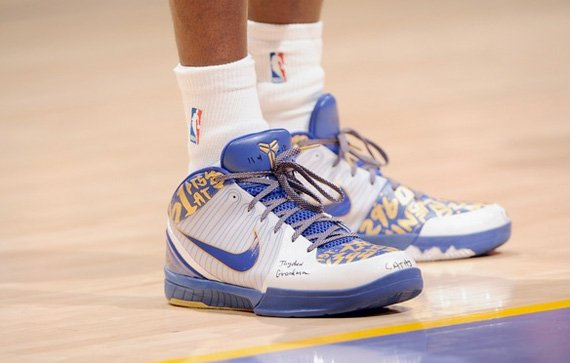 Nike Zoom Kobe IV (4) - 61 Points - NBA Finals Game 1 & 2