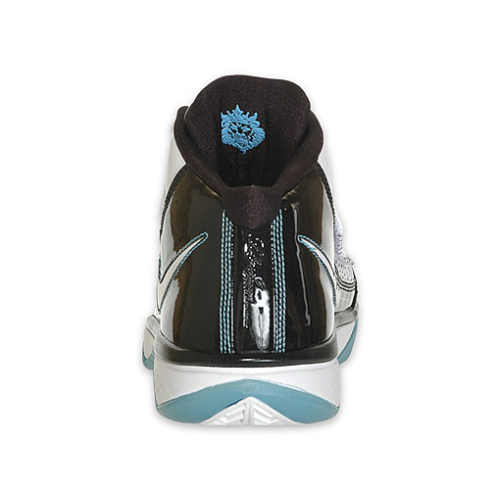 Nike Zoom Soldier 3 (III) - Black / White - Baltic Blue - Now Available