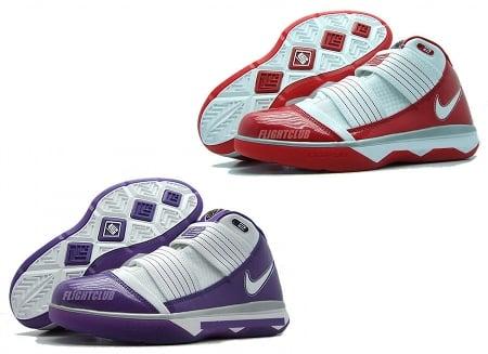 Nike Zoom Soldier 3 (III) - New Colorways