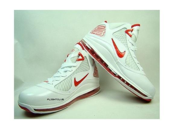 Nike Air Max LeBron VII (7) - Detailed Look