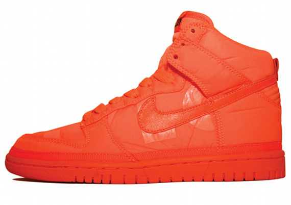 Nylon Magazine x Nike Sportswear Dunk High - Now Available