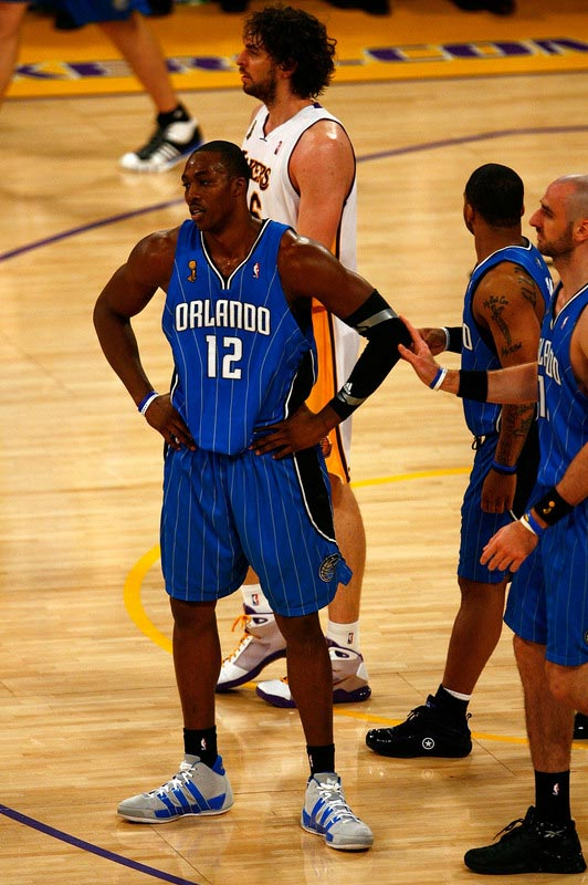 On Court: 2009 NBA Finals Game 2