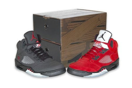 Air Jordan V (5) Toro Bravo Package (Raging Bull DMP) Restock