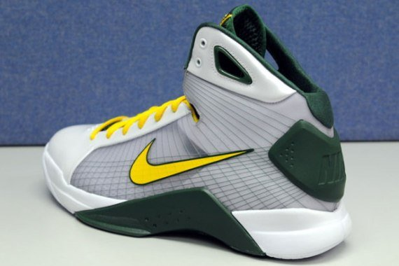 Nike Hyperdunk - Rice Home Colorway