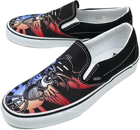 Rick Griffin x Vans Slip On