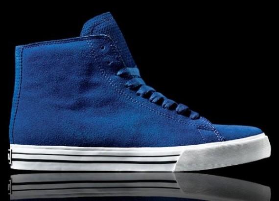 Supra Fall 2009 Footwear - Thunder & Dixon