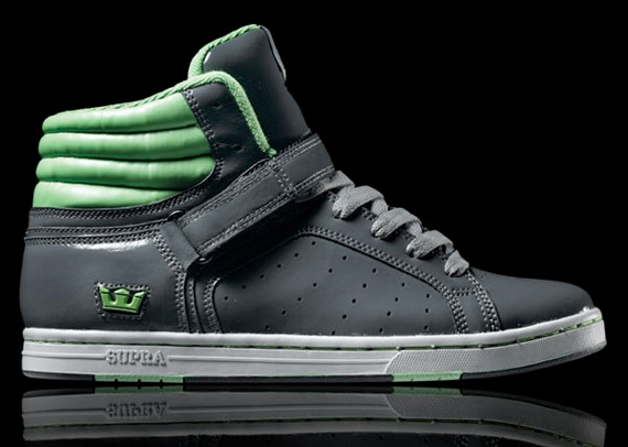 Supra Suprano High - Fall 2009 Collection