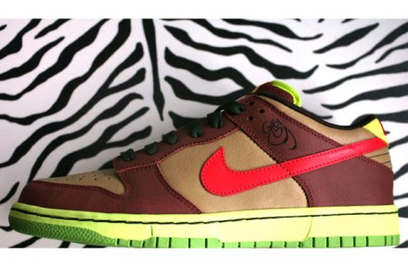 Nike SB Dunk Low x NJ Skate Shop Toxic Avenger