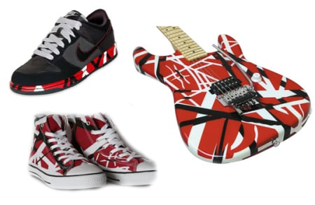 Van Halen Files Lawsuit Against Nike  ab974c7ea