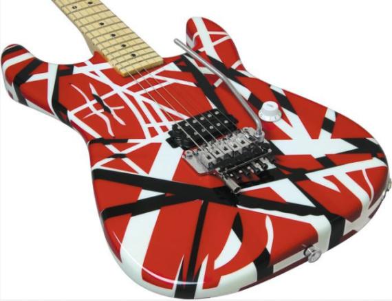 Van Halen Files Lawsuit Against Nike