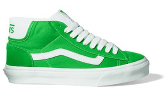 Vans Fall 2009 Off the Wall Pack - Old Skool and Mid Skool