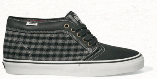 Vans Vault Wool Collection - Fall / Winter 2009