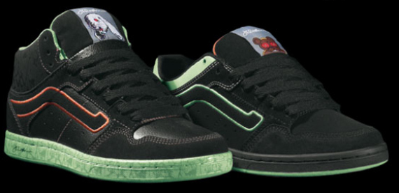 Vans x Jermain Rogers Pack - Fall 2009