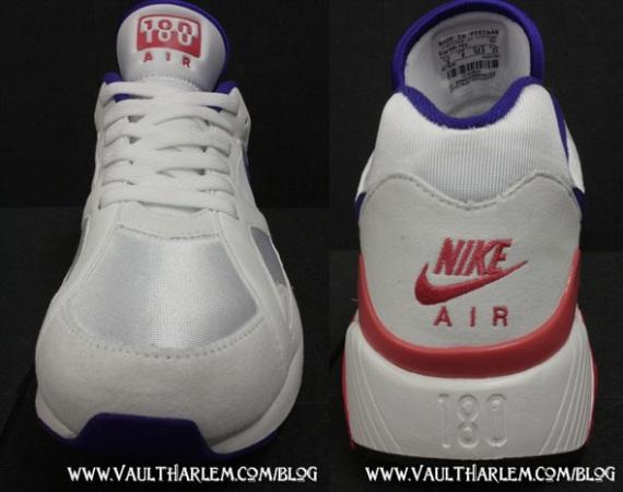 Nike Air Max 180 Retro White Ultramarine - Detailed Pics