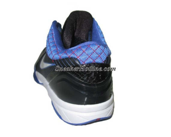 Nike Zoom Kobe 4 (IV) - Black/Varsity Blue