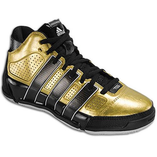 Adidas Nations TS Commander LT - Black/White/Metallic Gold