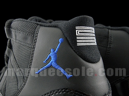 Air Jordan XI Spacejam - More Detailed Pictures 4