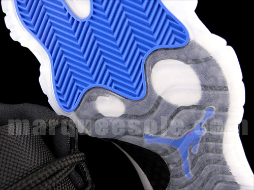 Air Jordan XI Spacejam - More Detailed Pictures 5