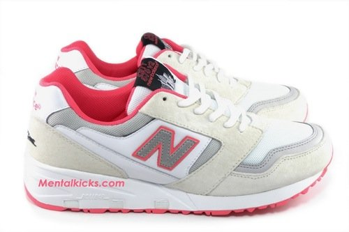 New Balance 575 White Pigeon x Staple Design2