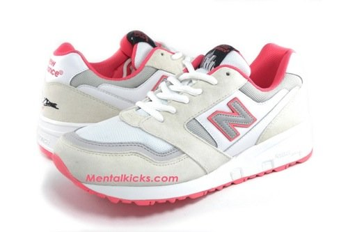 New Balance 575 White Pigeon x Staple Design