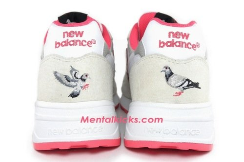 New Balance 575 White Pigeon x Staple Design5