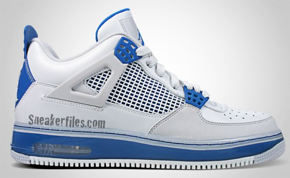 665b04544ea Air Jordan Fusion 4 (IV) - Fall 2009 Releases | SneakerFiles
