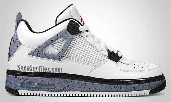 Air Jordan Fusion 4 (IV) - Fall 2009 Releases
