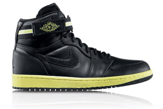 Air Jordan I (1) High Strap 2009 Holiday Collection