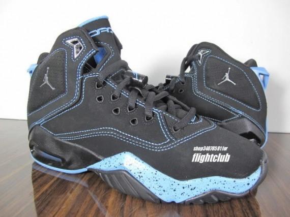 Air Jordan B'Loyal - Black - University Blue