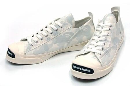 release date: cf1cb 47510 Undercover x Bape Nowhere Sneaker