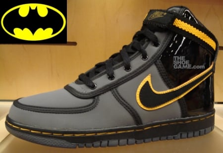 Nike Vandal High - Batman - Superhero Pack