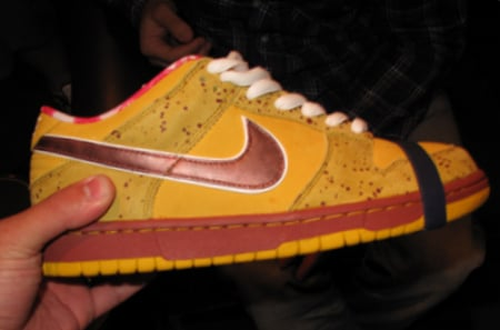 Concepts x Nike SB Yellow Lobster Dunk - New Pictures