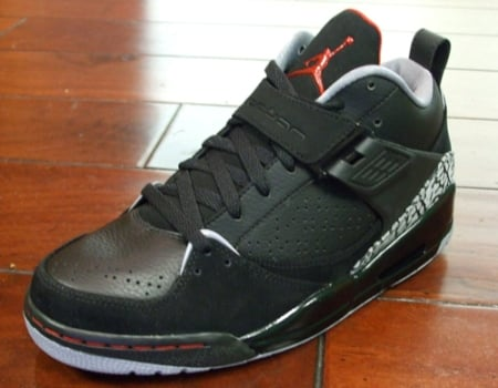 Jordan Flight 45 Black/Cement