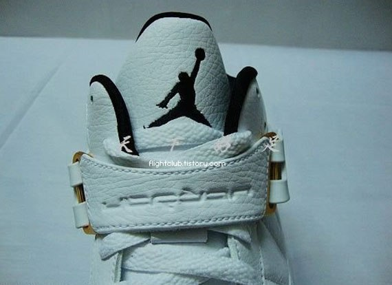 Air Jordan Flight 45 - Air Jordan XII (12) Taxi Inspired
