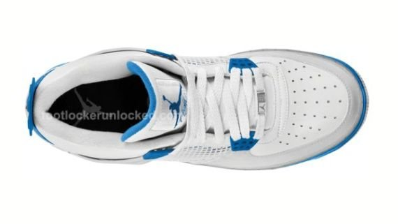 Air Jordan Fusion IV (4) 'Military Blue' - August Release