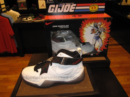 Nike Sharkalaid-Storm Shadow-G.I. Joe Pack 2