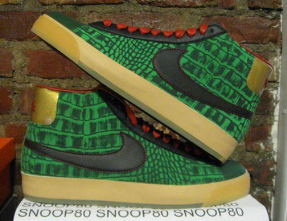 Nike Blazer Mid Premium Godzilla