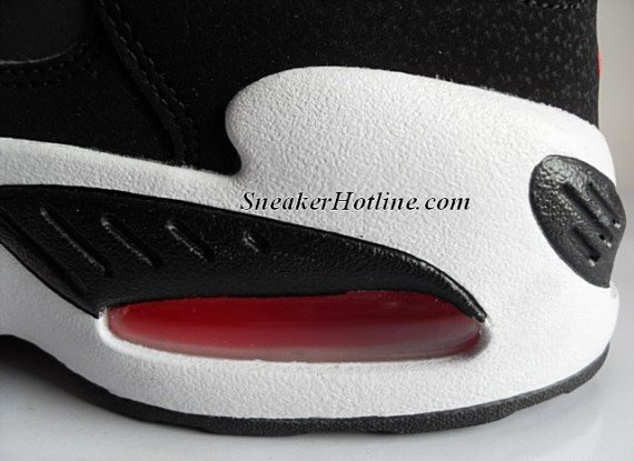 Nike Air Max Griffey 1 Black/White/Red